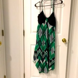 Scarlett Handkerchief Dress